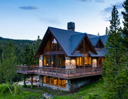 Montana Vacation Rentals - Mountain Home Montana