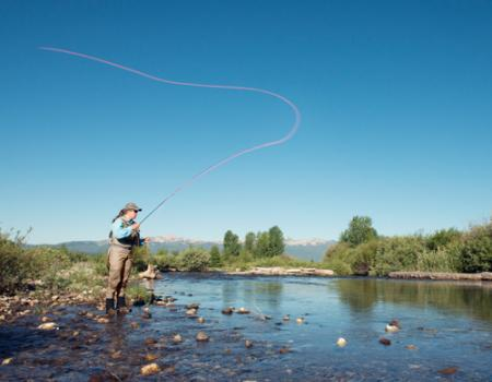 Montana Vacation Rentals - Fly Fishing - Mountain Home Montana
